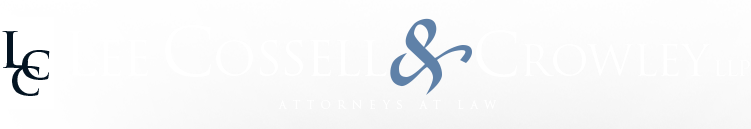 Lee Cossell & Crowley, LLP - Attorneys at Law