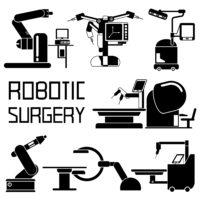 Robtic surgery
