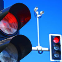 Iihs red light cameras study