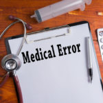 Clipboard that reads medical errors
